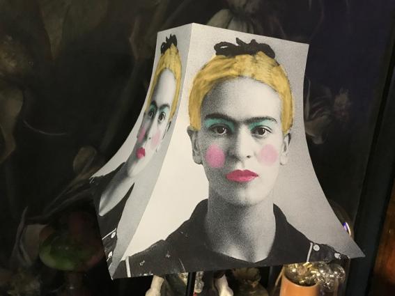 """Abat jour Frida Blonde """"II"""""""