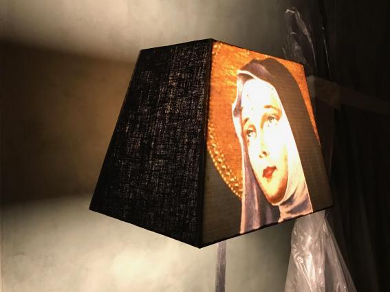 Abat jour Sainte Rita