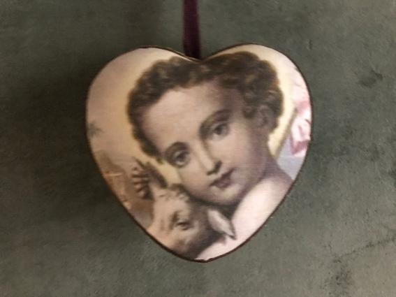 Coeur St jean enfant