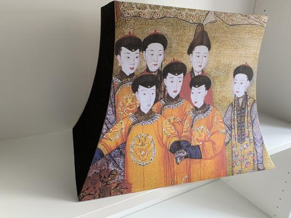 Abat jour empereurs Ming